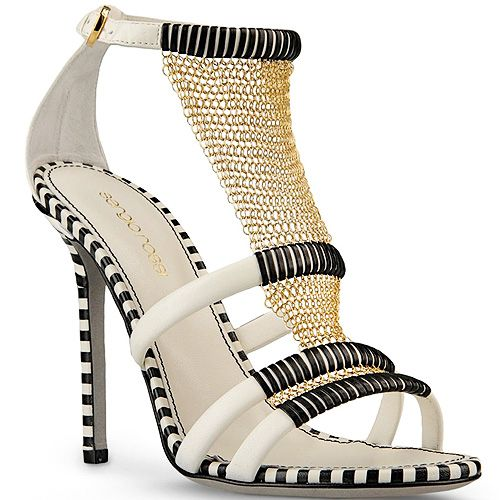 Sergio Rossi Inspiração #fashion #moda #dechelles https://www.facebook.com/dechellesfanpage