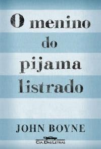 O Menino do Pijama Listrado - book