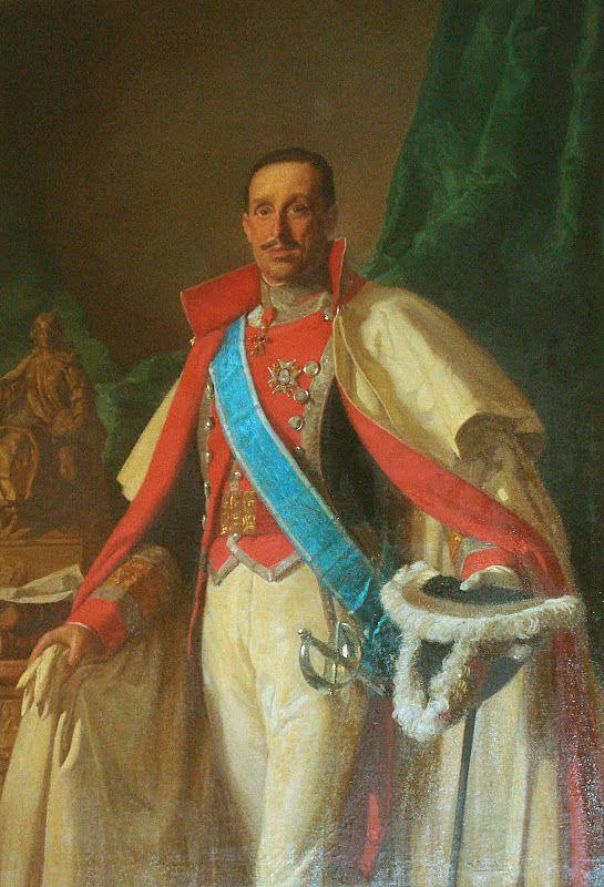 Alfonso XIII, Manuel Benedito Vives