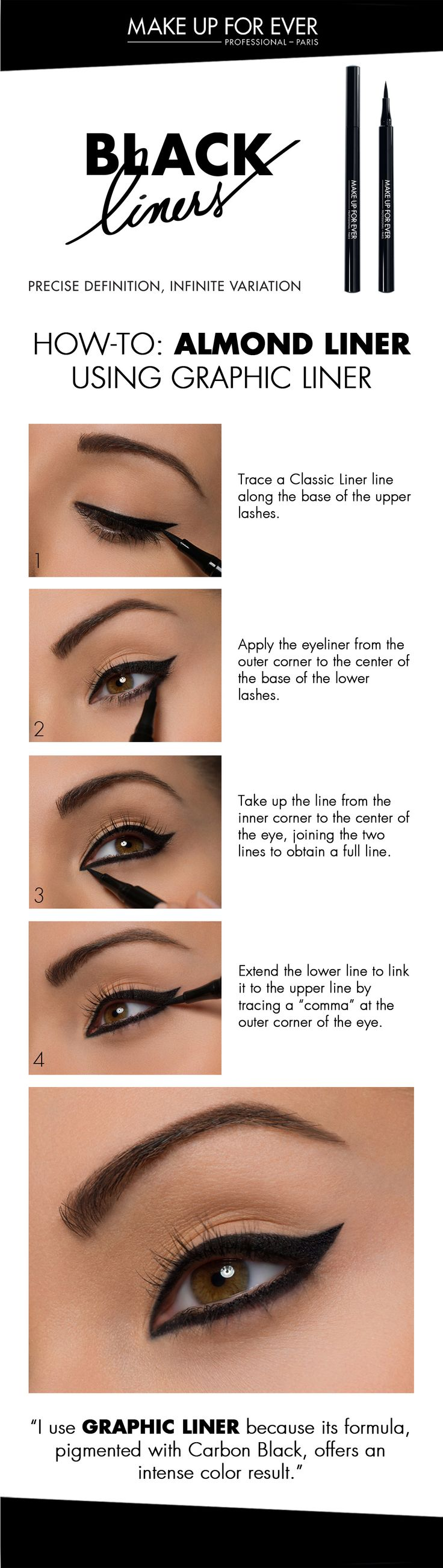 Sublime Your Gaze With An Almond Shape Pair Of Eyes! Too Faced Glamour  Guide How