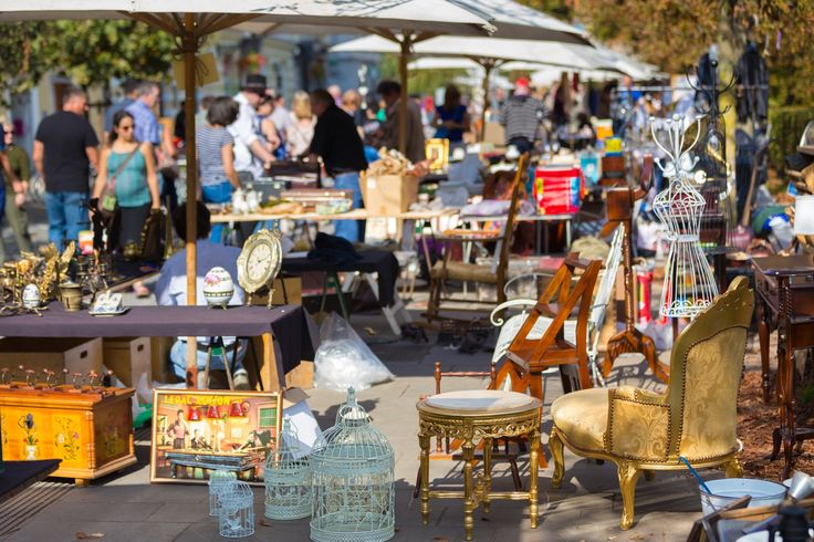 Will Brake for Flea Markets: The Best Spots to Stop & Shop This Summer, Mountain Time Zone Edition