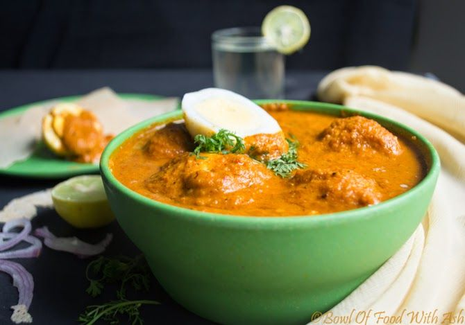 Egg Kurma is creamy,spicy egg curry made using coconut,onion ,tomato and other spices.  This is ...