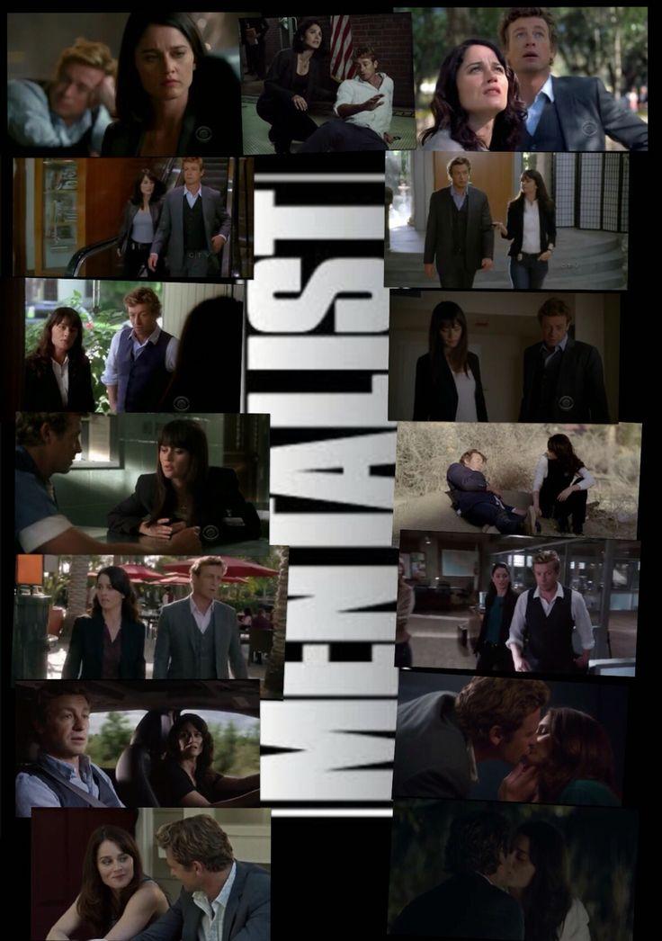 Jane and Lisbon through the seasons. #thementalist