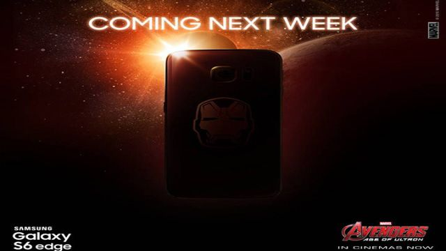 Samsung Galaxy S6 Edge Edisi Iron Man Akan Diluncurkan Minggu Depan