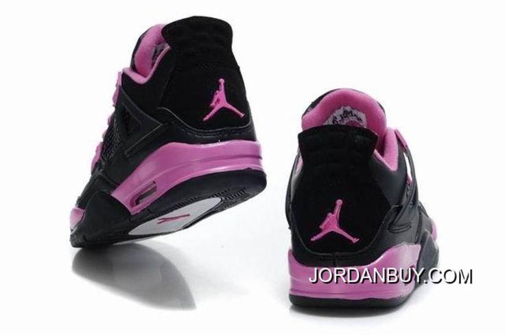 http://www.jordanbuy.com/original-air-jordan-cement-4-iv-retro-black-pink-womens-shoes-2012-new-shoes.html ORIGINAL AIR JORDAN CEMENT 4 IV RETRO BLACK PINK WOMENS SHOES 2012 NEW SHOES Only $85.00 , Free Shipping!