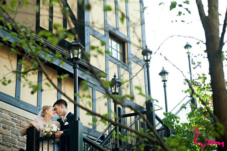 HRM Photography | Blog | Amanda & Jordan {Toronto Old Mill Wedding}