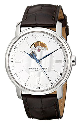 Baume & Mercier Men's 8688 Classima Executives Automatic Silver Dial Watch Baume & Mercier http://www.amazon.com/dp/B000GZWKPW/ref=cm_sw_r_pi_dp_Mgayub1WE40TB