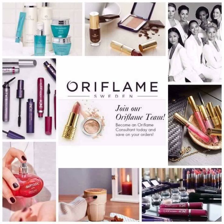 Oriflame - Recruitment