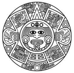 Aztec Tattoo Designs - The Body is a Canvas