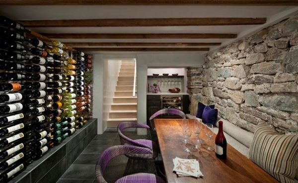 Intoxicating Design: 29 Wine Cellar And Storage Ideas For The Contemporary Home/my favourite
