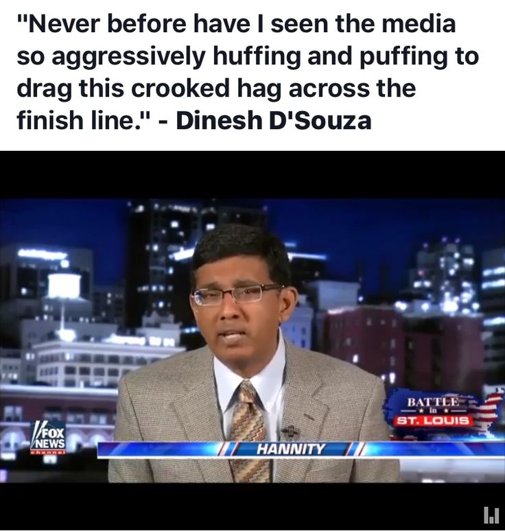"""The press is in open campaign mode for Hillary Clinton, pulling out all the stops and relinquishing any claim to being real journalists."" Dinesh D'Souza ~ Order Hillary's America: The Secret History Of The Democratic Party ~ The most important movie you'll see before you vote. http://hillarysamericathemovie.com/#dvd ~ RADICAL Rational Americans Defending Individual Choice And Liberty"