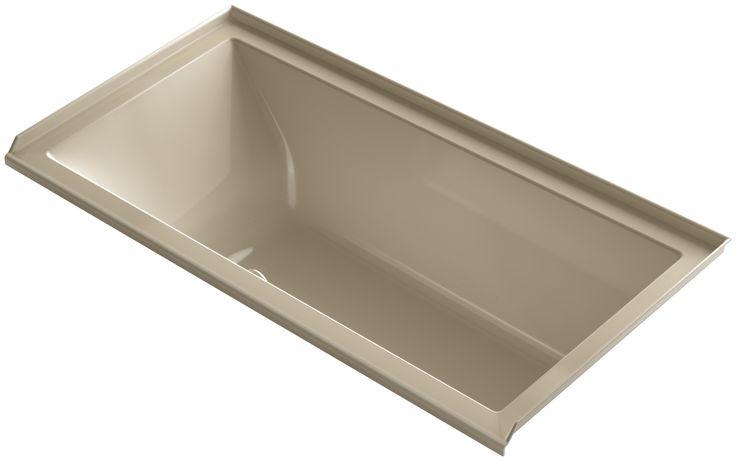 "Underscore 60"" x 30"" Soaking Bathtub"