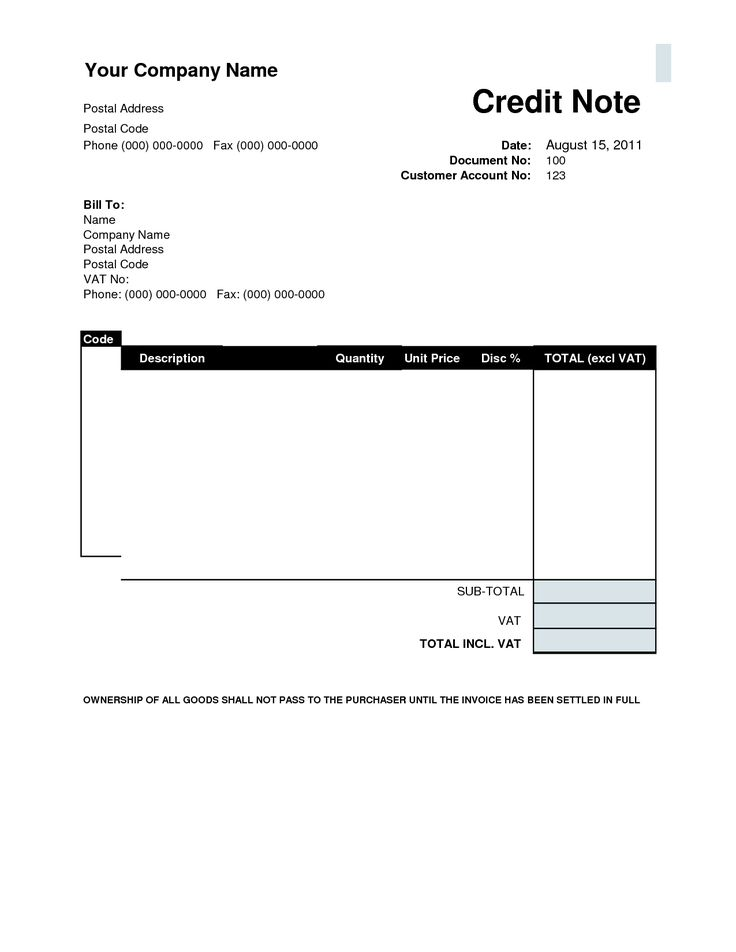 Pin by Techniology on Excel Project Management Templates For - debit note letter