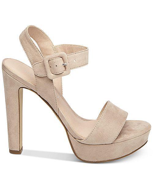 f2e796851466 Madden Girl Rollo Platform Sandals - Pink 5M