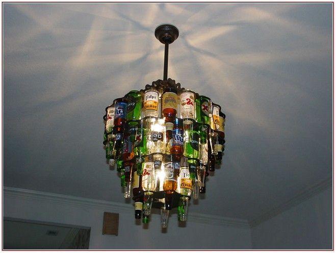 beer bottle chandelier kit bierflasche kronleuchterbierflaschenkronleuchter - Kronleuchter Bierflaschen