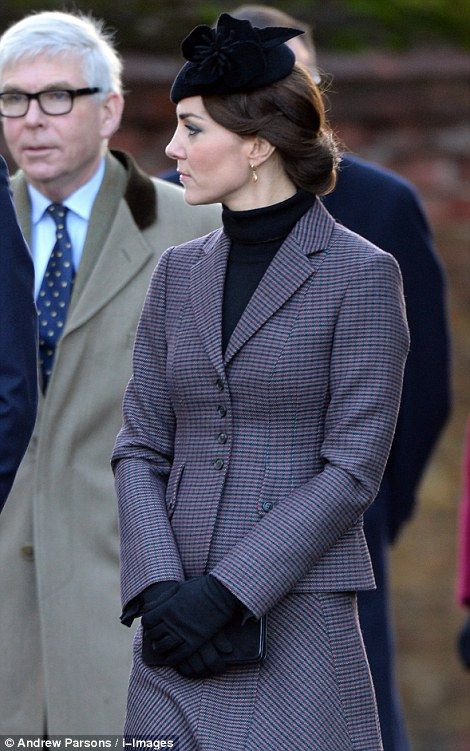 10.01.2016 Highlights from Kate's 2015 public engagements include her inaugural Buckingham Palace state banquet - in honour of China's visiting President Xi Jinping - and her first visit to a prison, HMP Send near Guildford, Surrey