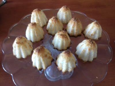 Les trouvailles de Lilona: Rocher à la coco (un dessert sans gluten et sans lactose) pour ravir toutes les papilles gourmandes !!!