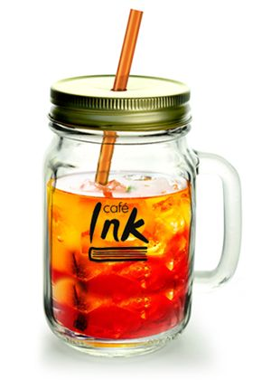 Shindig Moonshine Mug or Glass Jar!