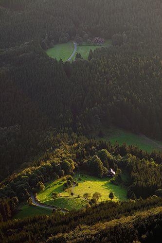 Czech Republic, Beskydy Mountains Photos Milan Sofer . Butořanka