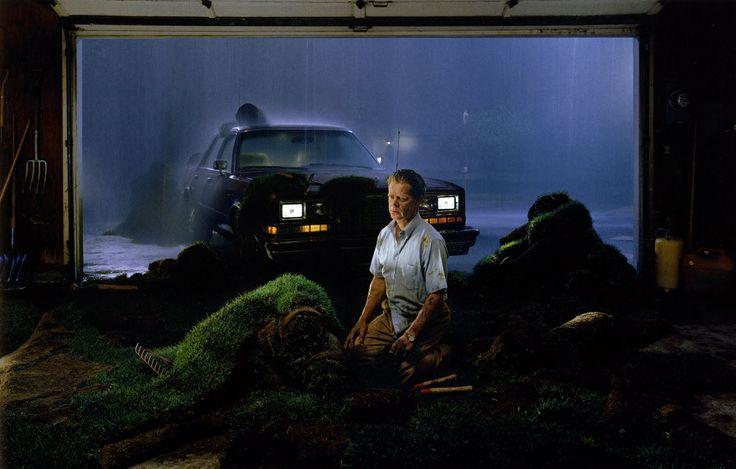 Gregory Crewdson série Twilight
