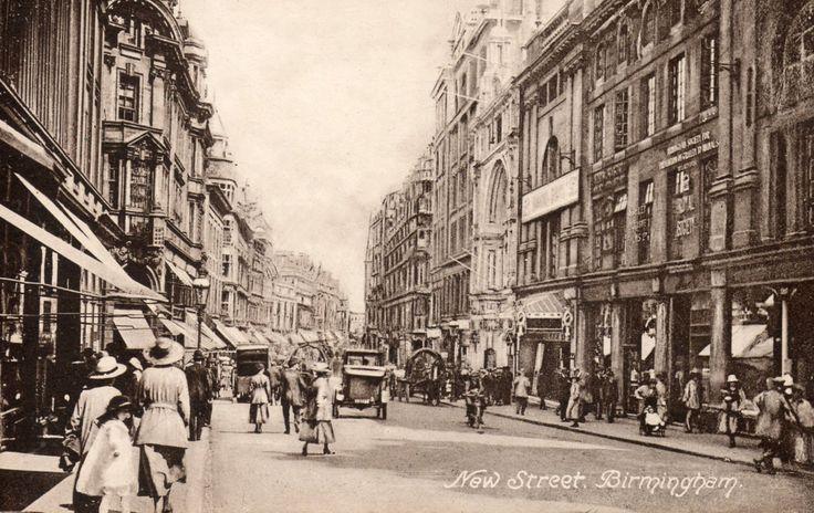 Warwickshire, Birmingham, New Street - 1280pix.jpg 1,280×808 pixels