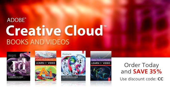 adobe creative cloud book pdf