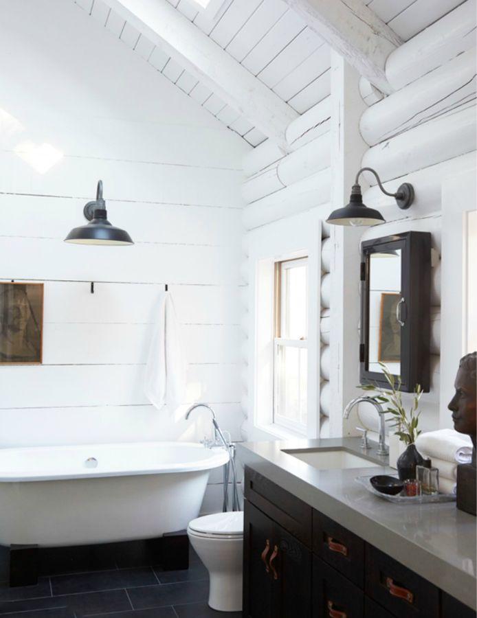 74 best log cabin living images on Pinterest | Color palettes, Color ...