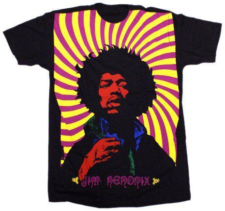 Impact Men's Jimi Hendrix Swirl Subwa... $8.73