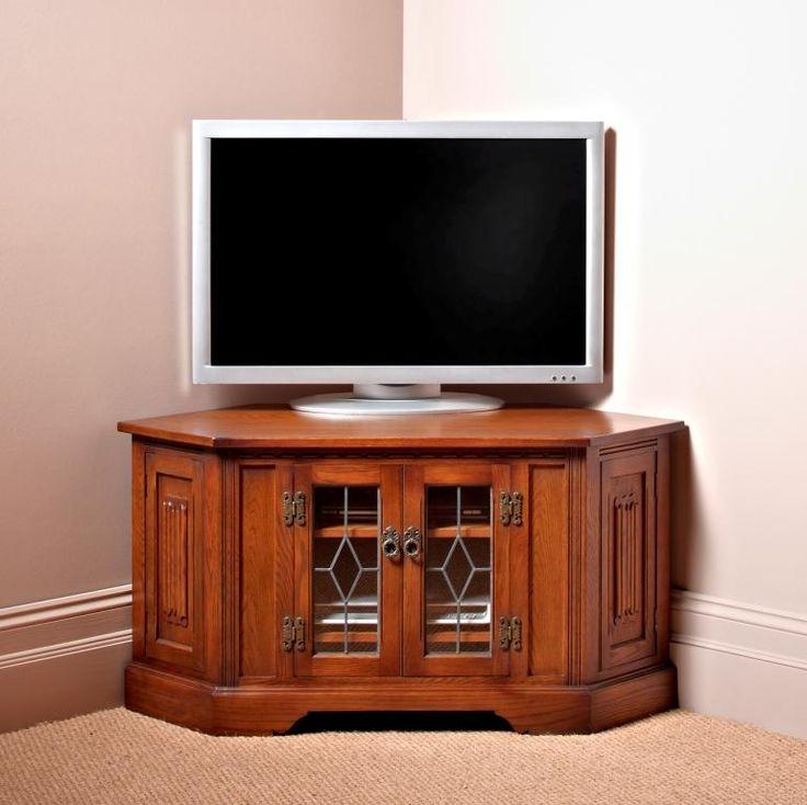 Delightful Old Charm Large Corner Television Cabinet (model OC 2633)