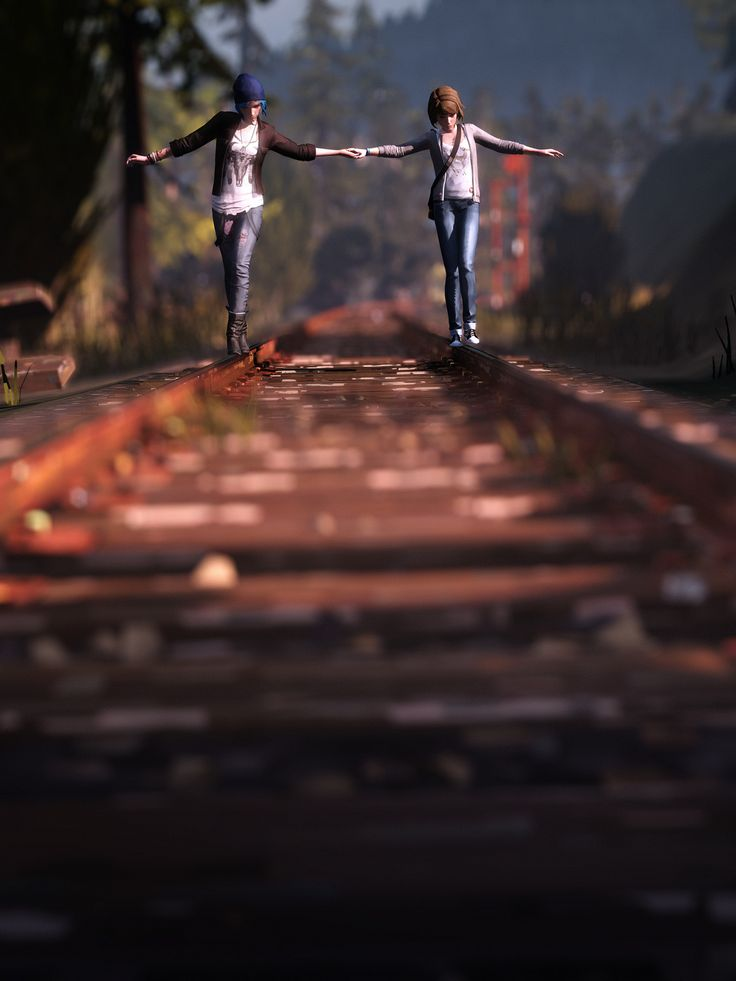 Life Is Strange - Max & Chloe