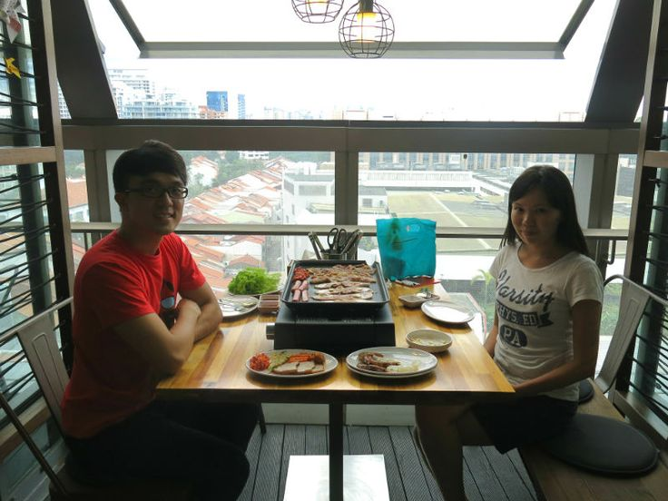 K Cook Korean BBQ Buffet @ Orchard Central