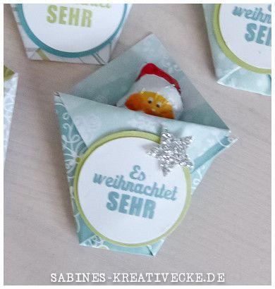 Sabines-Kreativecke: Anleitungen