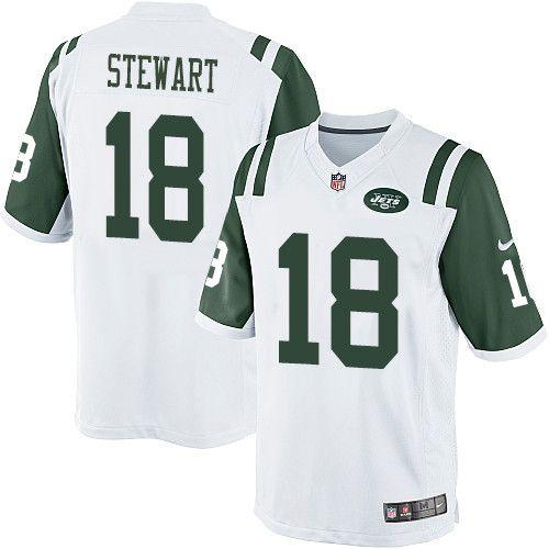 $24.99 Youth Nike New York Jets #18 ArDarius Stewart Limited White NFL Jersey