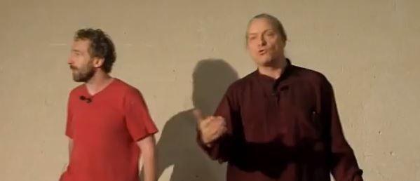 Franck Lepage & Gaël Tanguy, nous expliquent le travail! A voir :)