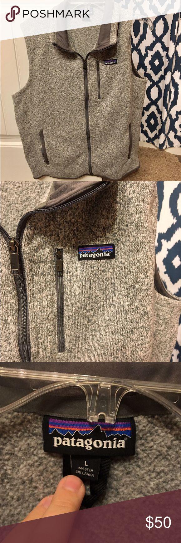 Patagonia better sweater vest Men's large. Better sweater Patagonia vest. Great shape. Patagonia Jackets & Coats Vests