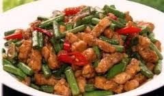 Resep Tumis Kacang Panjang campur tempe sehingga menjadi makanan lezat dan bergizi