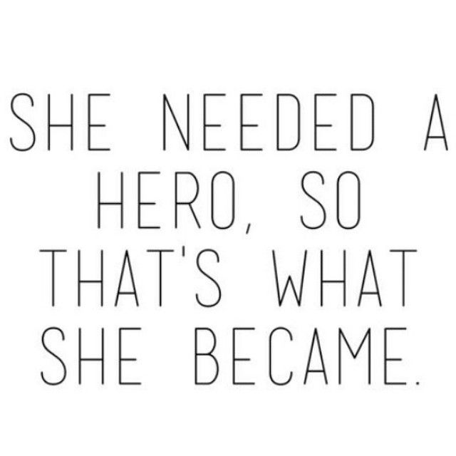 She needed a hero. Find our favorite #levoinspired quotes here: www.instagram.com/levoleague