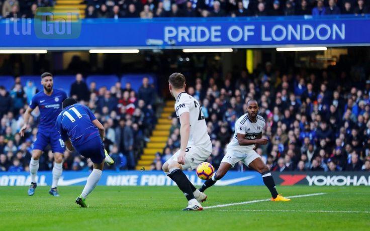 Chelsea Vs Fulham Cuplikan Gol https//cupgolitu.blogspot