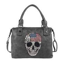 Calavera mano-bolsa eeuu bandera Shopper pedrería bandolera Skull Bag: 29,90 EUREnd Date: 07-sep 20:29Buy It Now for only: US 29,90 EURBuy…