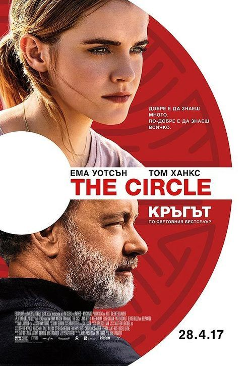 The Circle (2017) Full Movie Streaming HD