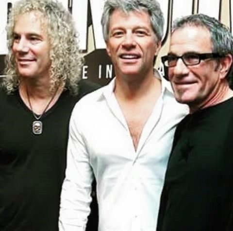 Bon Jovi after Sambora