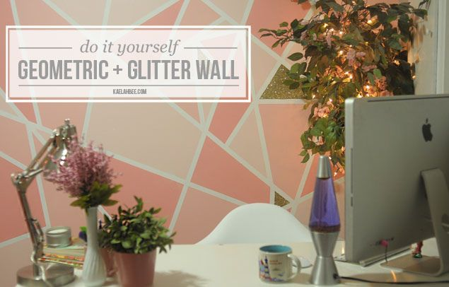 5 Beautiful Accent Wall Ideas To Spruce Up Your Home: Best 25+ Glitter Accent Wall Ideas On Pinterest