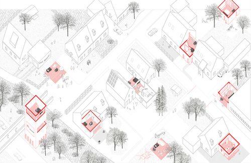 Gemutlich In Englisch : europan 14  designbasics  Pinterest