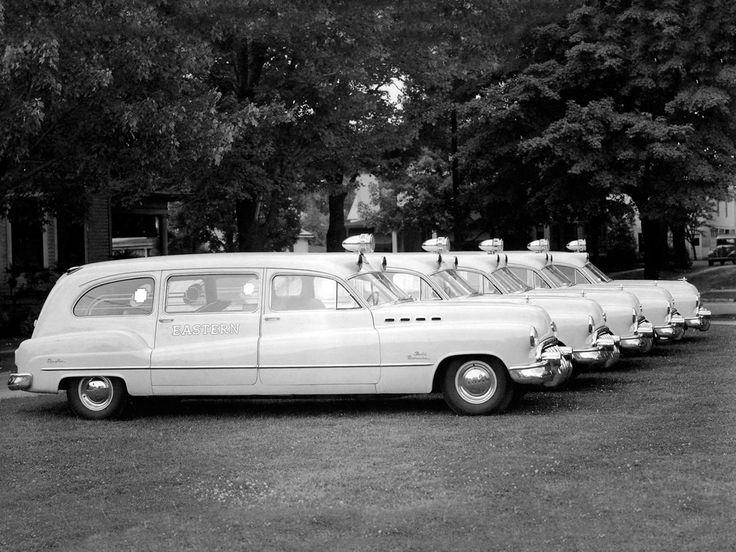 1950 Buick Roadmaster Ambulances   Vintage Cars ...