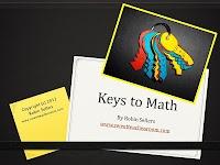 Free Keys to Math