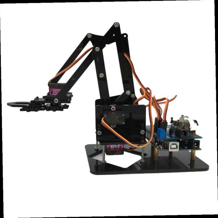 Ideas about arduino robot arm on pinterest