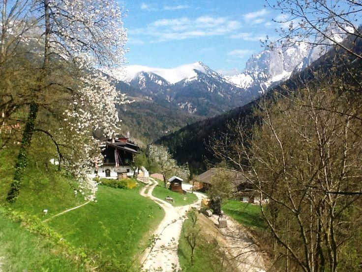 Kaisertal - Mai 2013