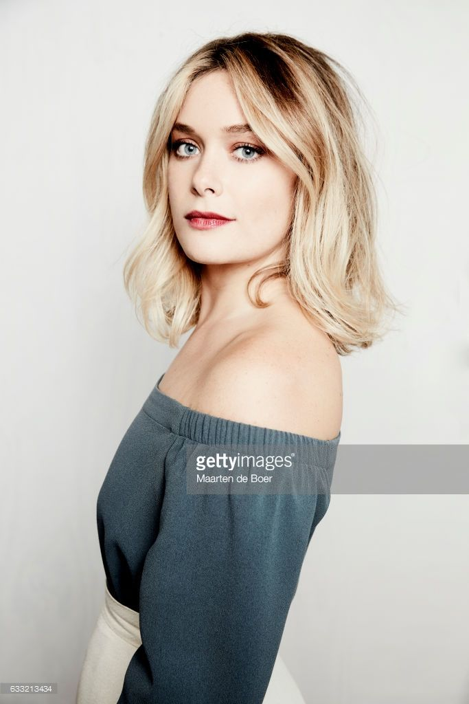 Rachel Keller from FX's 'Legion' poses in the Getty Images Portrait Studio at the 2017 Winter Television Critics Association press tour at the Langham Hotel on January 12, 2017 in Pasadena, California.
