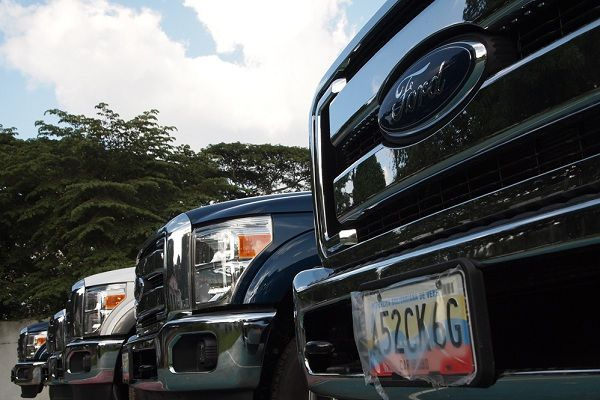 Ford suspende sus operaciones en Venezuela - www.veonoticia.com