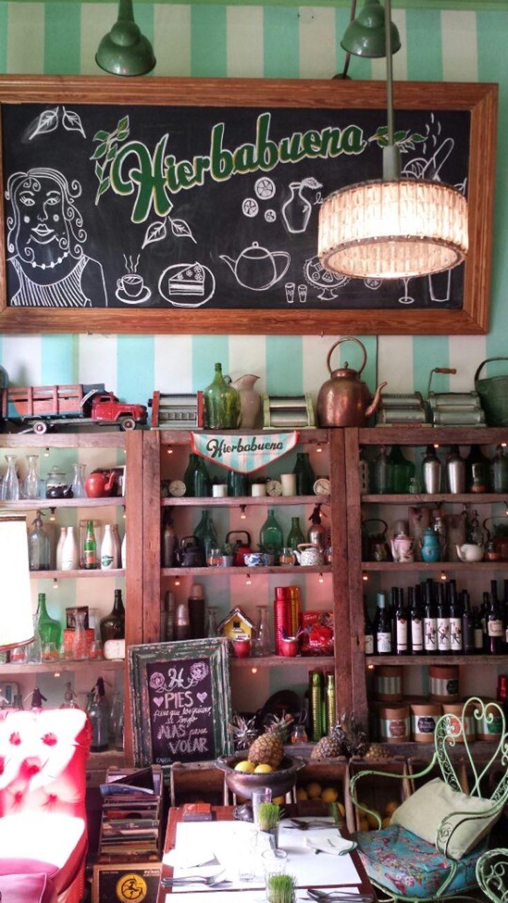 Hierbabuena, Vegetarian / Vegan Restaurant, San Telmo, Buenos Aires